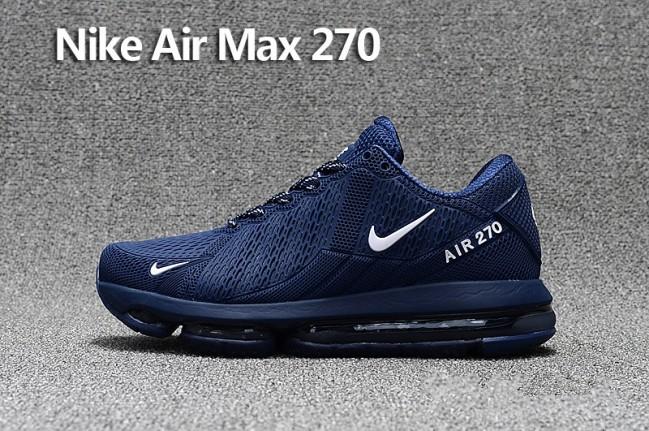 air max 270 homme bleu