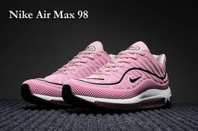 air max 98 femme rose