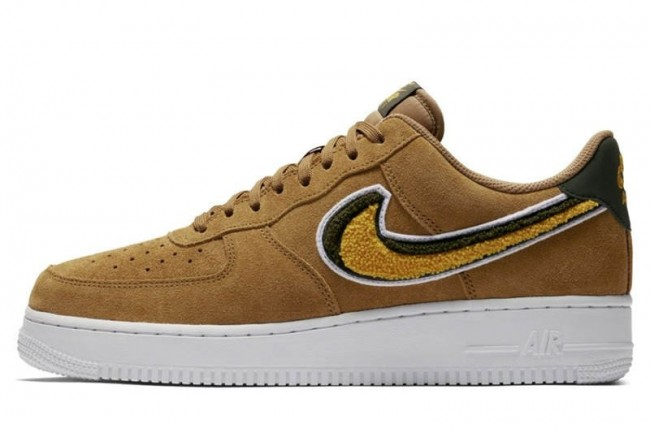 nike air force 1 beige homme
