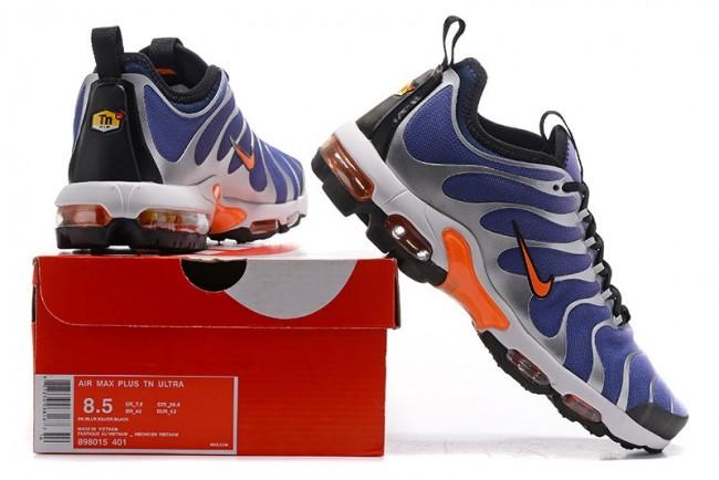 best deals on outlet store order online Acheter Homme Nike Air Max Plus TN Ultra Chaussures Dark Bleu ...