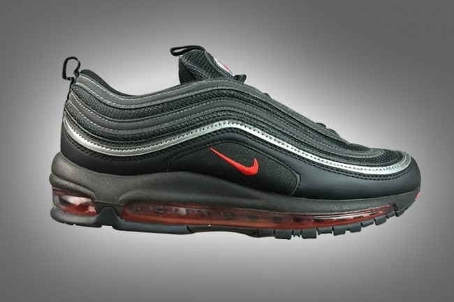 nike air max 97 rouge homme