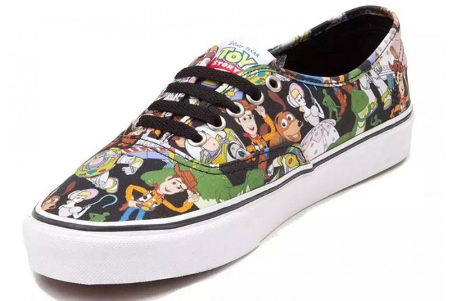 vans toy story homme