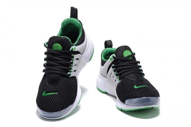 nike verte chaussure femme