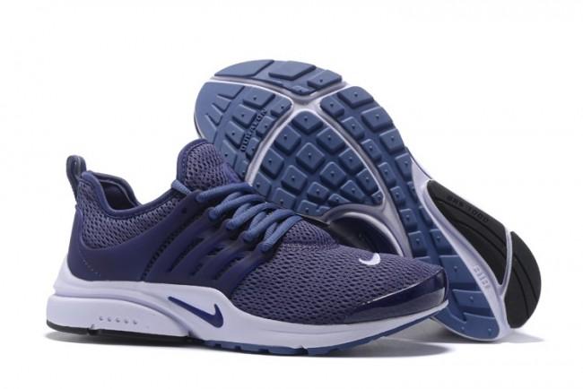 Acheter Femme Homme Nike Air Presto Qs Chaussures Bleu Pas