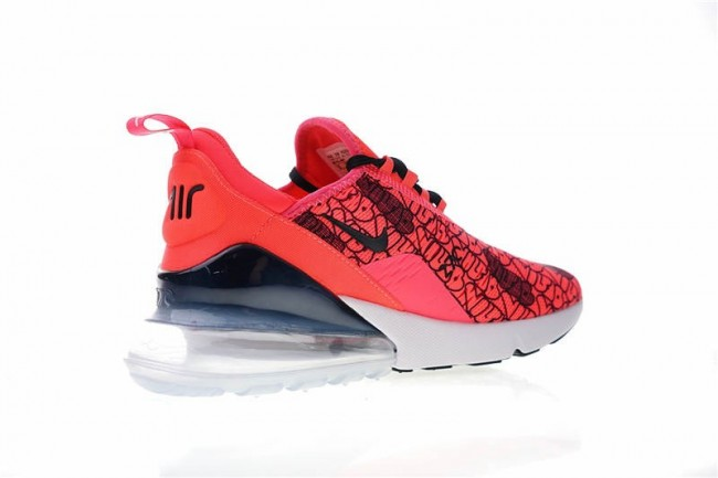 air max rouge fluo