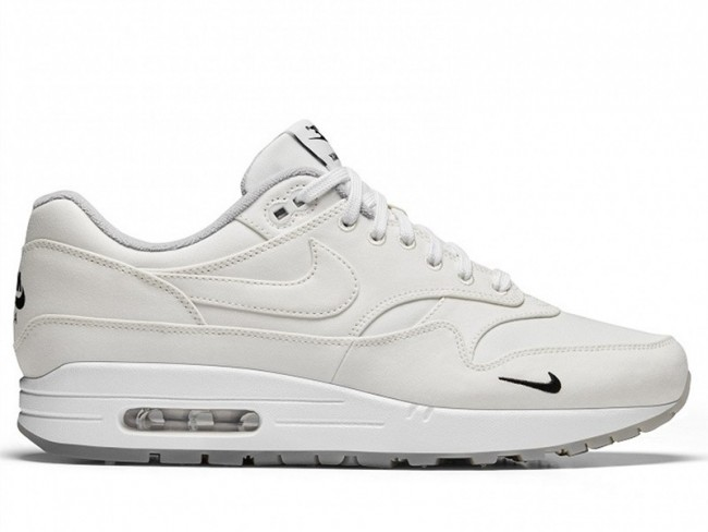 air max 1 rouge et blanche homme