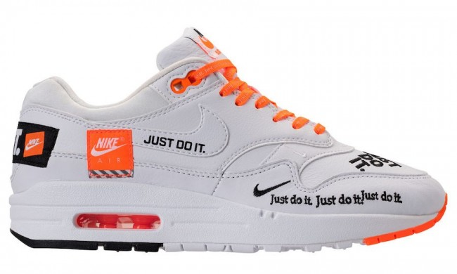 nike air max just do it femme