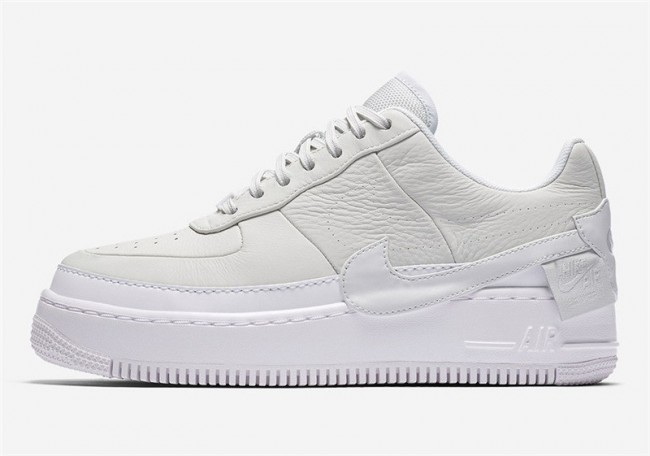nike air force 1 jester femme blanche