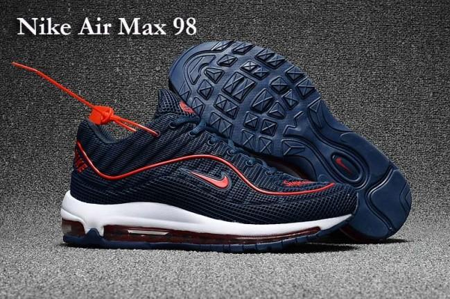 nike air max 98 bleu
