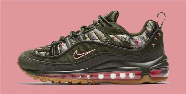 chaussures de sport ca964 e83e4 Boutique Femme Nike Air Max 98
