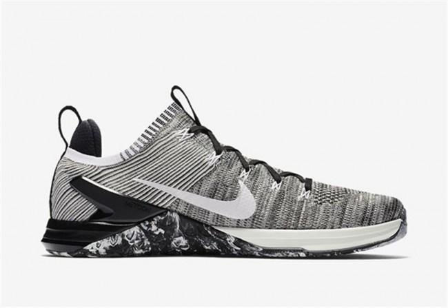 Nike METCON 5 Gris Chaussure pas cher avec