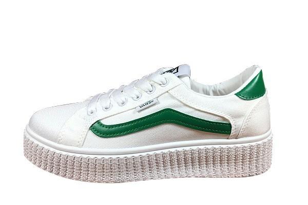 chaussures vans femmes blanche