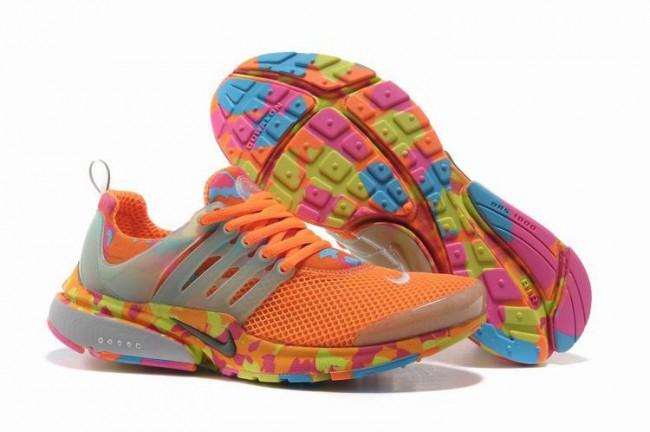 chaussure nike presto femme