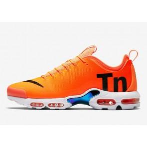 Acheter Nike Air Max Plus Mercurial TN Homme Orange Noir