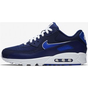 Boutique Homme Nike Air Max 90 Essential Bleu Blanche