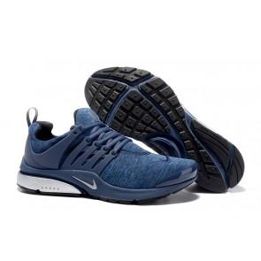 Chaussures Homme Nike Air Presto QS Bleu, Nike Presto Homme