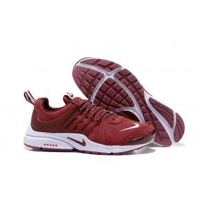 Nike Air Presto Soldes - Chaussures Nike Presto Burgundy