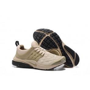 Chaussures Nike Air Presto SE Woven Marron Pas Cher
