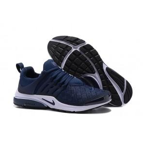 Chaussures Nike Air Presto SE Woven Bleu Pas Cher