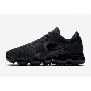 Homme Nike Air Vapormax CS Triple Black Rabais