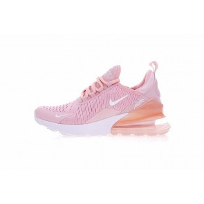 Nike Air Max 270 Femme Light Rose Blanche Meilleur Prix