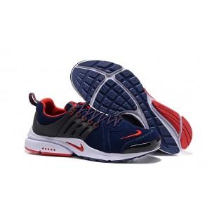 Boutique Nike Air Presto Chaussures Bleu Rouge