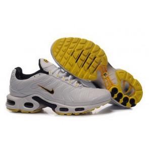Boutique Chaussures Nike Air Max TN Plus Homme Blanche Noir