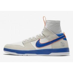 Acheter MEDICOM TOY x Nike SB Dunk High Elite Homme Blanche Bleu