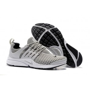 Nike Air Presto QS Grise Pas Cher - Chaussures Homme