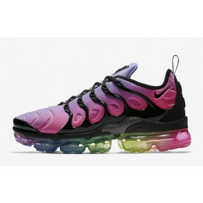 "Homme Nike Air VaporMax Plus ""Be True"" Pourpre Rose Pas Cher"