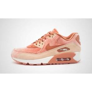 """Nike Air Max 90 LX Femme """"Dusty Peach"""" Beige Dusty Peach Pas Cher"""