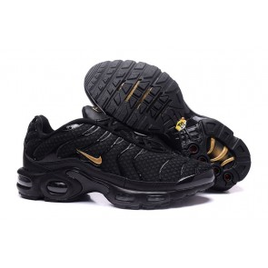Boutique Nike Air Max Plus TN Ultra Homme Noir Or