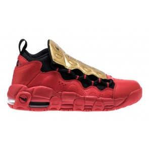 Acheter Nike Air More Money Rouge Noir Homme