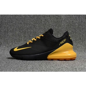 Acheter Homme Nike Air Max 270 KPU TPU Jogging Noir Jaune