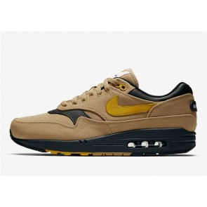 Nike Air Max 1 Canvas Homme Elemental Or Jaune Meilleur Prix