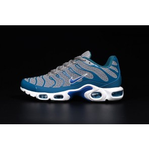 Nike Air Max TN Plus Pas Cher, Chaussures Homme, Grise Bleu