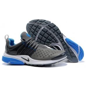 Nike Air Presto Grise Bleu Pas Cher, Chaussures Femme