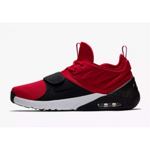 Homme Nike Air Max Trainer 1 Rouge Blanche Rabais