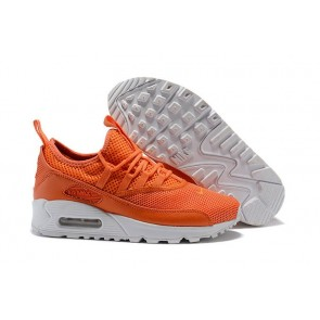 Homme Nike Air Max 90 EZ Orange Blanche En ligne