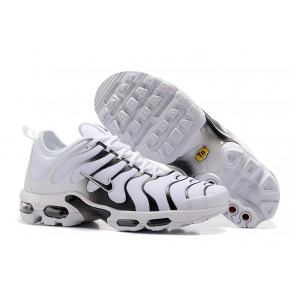 Boutique Homme Nike Air Max Plus TN Ultra Chaussures Blanche Noir