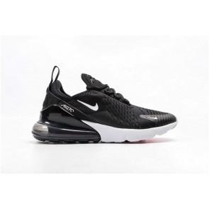 Homme Nike Air Max 270 Noir Blanche Pas Cher