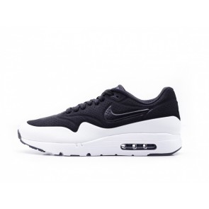 Nike Air Max 1 Ultra Moire Noir Blanche Soldes