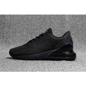 Homme Nike Air Max 270 KPU TPU Noir Noir Meilleur Prix