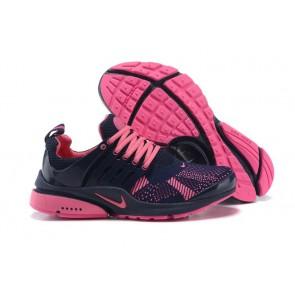 Acheter Chaussures Nike Air Presto Femme Noir Rose