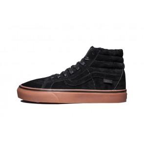 Acheter Chaussures Vans SK8 Hi Slim Noir Gum