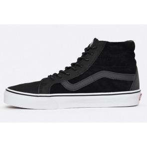 Boutique Chaussures Vans Sk8 Hi Reissue Noir Blanche