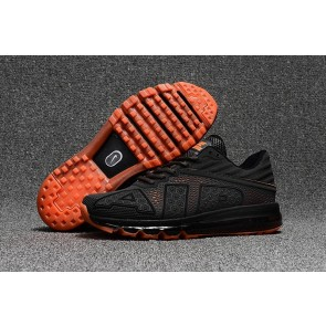 Chaussures Homme Nike Air Max Flair 2017 Grise Orange Vente
