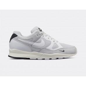 Homme Nike Air Span II SE Pure Platinum Blanche Noir Rabais