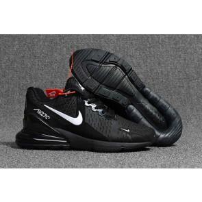 Nike Air Max 270 KPU Noir Blanche Meilleur Prix