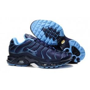 Nike Air Max TN Plus Homme Pas Cher - Chaussures Bleu Noir